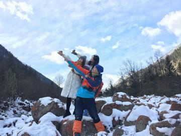 【中国好风光】冬天快乐