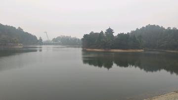 雾霾天气随拍