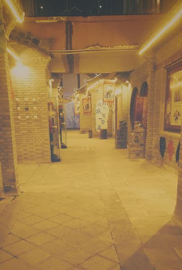 我大漯河的扑克街
