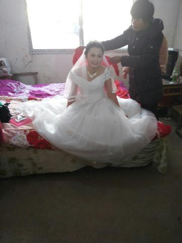 待出阁的新娘