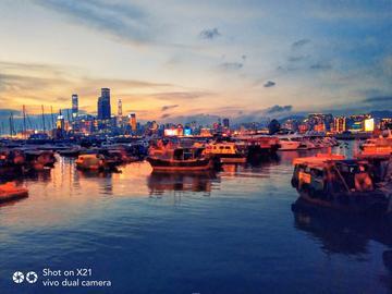 【X21样张】带着X21领略香港城市的风光