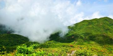 【摄影分享】带你一起看大围山的云海!!!