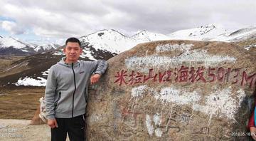 西藏行-巴松措-米拉山口