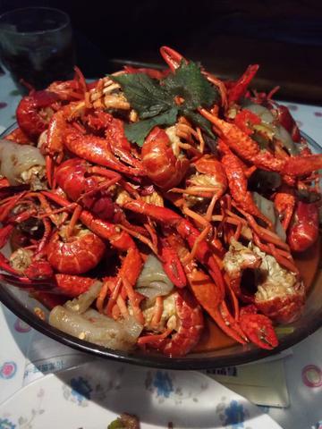 夏天怎么能少了小龙虾和烤串