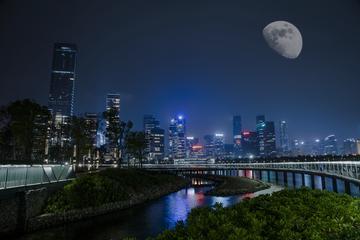 【X21样张】夜景双重曝光习作几张
