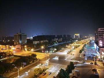 Xplay6夜景拍照