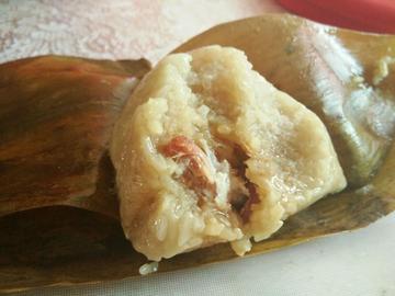 【端午美食秀】香喷喷的咸粽子