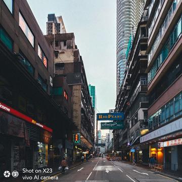 X23·香港街头