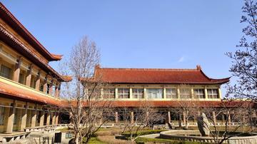 【X23样张】青州●博物馆 外围