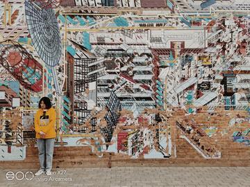 带着手机去旅行—北京篇:vivo X27与798艺术区首次接触