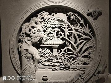 iQOO手机的石雕之旅