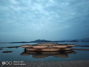 vivo X27江南小城夜景拍摄