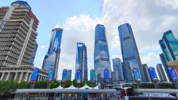 #你心目中的中国名片# X27 Pro上海旅拍,表白我的国