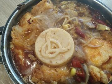 川味麻辣牛肉锅