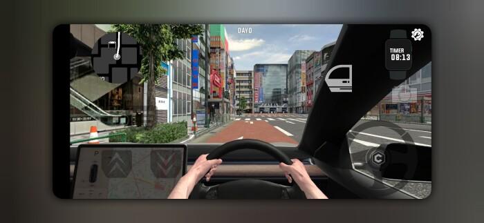 【游戏】东京通勤族驾驶模拟器v0.5修改解锁所有车辆-第2张图片-小冰资源网