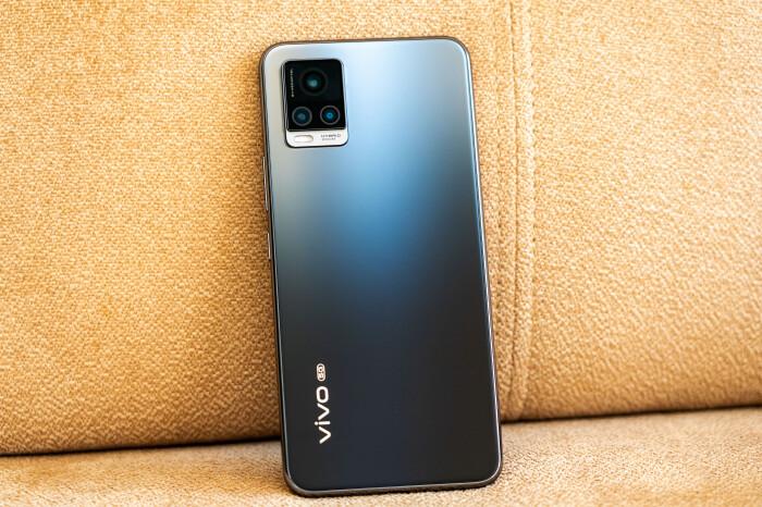 颜值超高 专注自拍,vivo S7轻薄创意5G手机插图(6)
