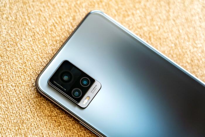 颜值超高 专注自拍,vivo S7轻薄创意5G手机插图(7)