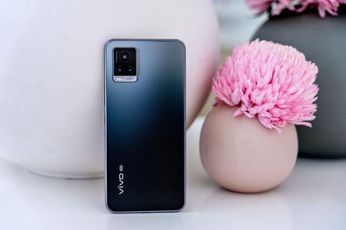 颜值超高 专注自拍,vivo S7轻薄创意5G手机插图(3)