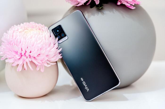 颜值超高 专注自拍,vivo S7轻薄创意5G手机插图(4)