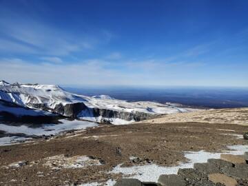 #Y52s冬日美景# 加最美长白冬天美景,展望冬日的尽头