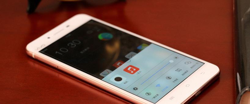 【X6评测】X6手机试用:敢突破,不忘初衷!