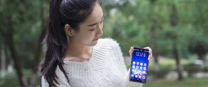【X20评测】拿着X20全面屏手机,炫耀面子上的美