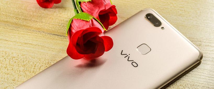 【X20Plus图赏】vivo X20Plus全面屏手机,犹抱琵琶半遮面