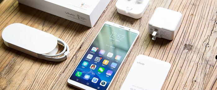 【X20Plus图赏】大屏手机首选,就是vivo X20Plus全面屏手机