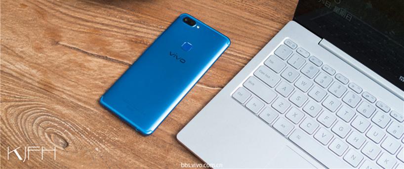 【X20随手拍】X20活力蓝全面屏,令摄影师大大都叹为观止