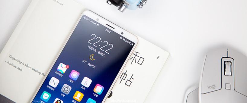 "【X20Plus评测】vivo X20Plus全面屏手机,""大""的更自然"