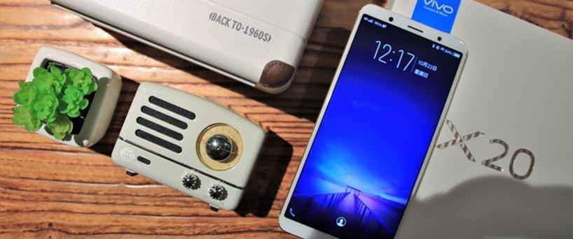 【X20评测】X20全面屏手机,自带P图堪比PS