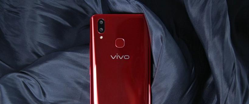 【X21评测】vivo X21全面屏手机,女王宝石红够赞