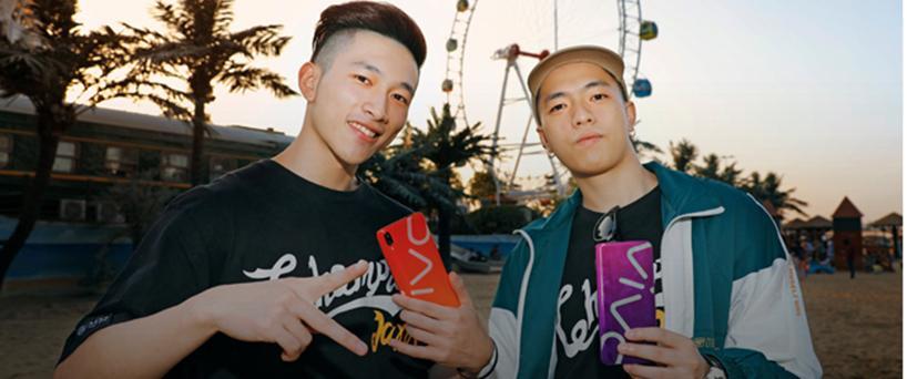 vivo南京丨X23专属你的城市街拍