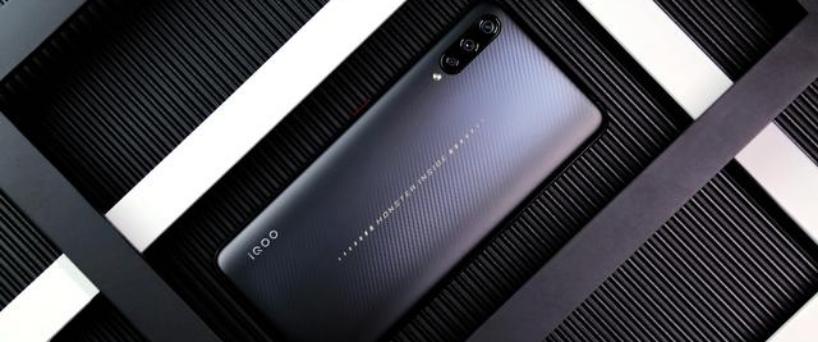 【iQOO】旗舰配置 匠心设计:iQOO全新手机真香