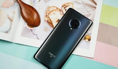 NEX 3 5G追求科技之美,追求艺术美感
